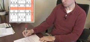 Solve the third S.U. Doku (sudoku) puzzle