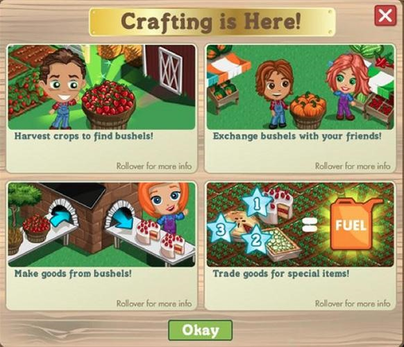 Crafting Buildings