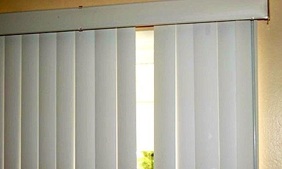 How To Fix Your Broken Vertical Blind Slats Macgyver Style
