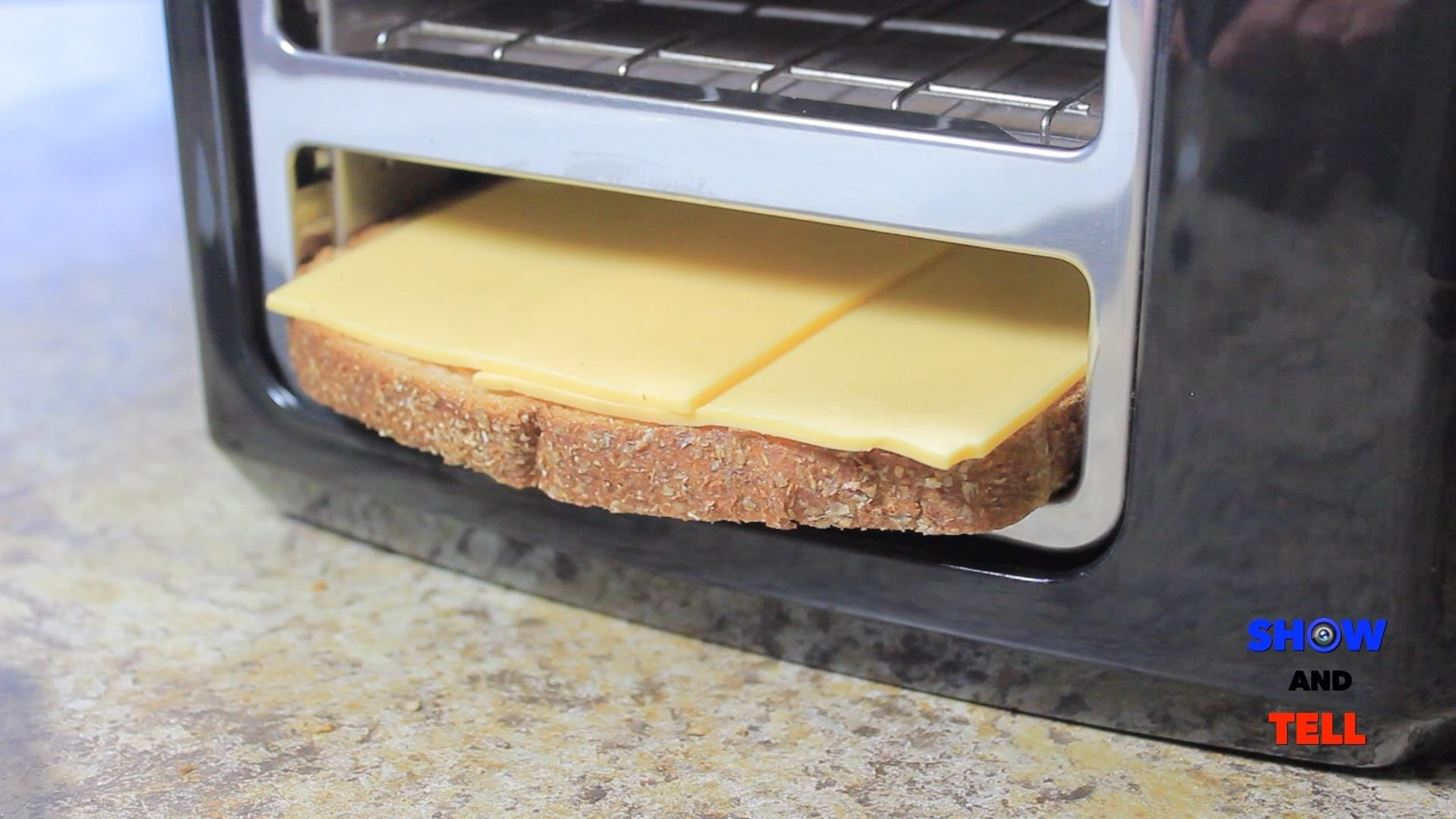 How to Make Grill Cheese in the Toaster