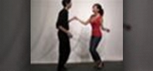 Swing dance (for beginners)