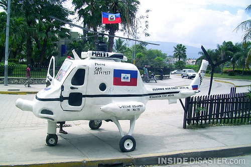 Chopper Brothers Build Haiti's First DIY Helicopter