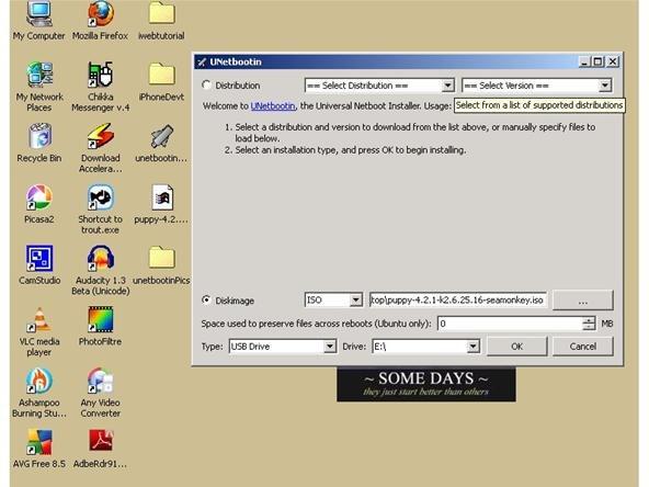 Установка и использование ubuntu на usb флешке