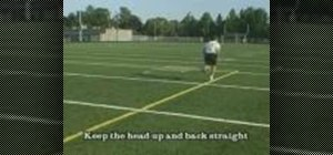 Practice Falling Runs football drills
