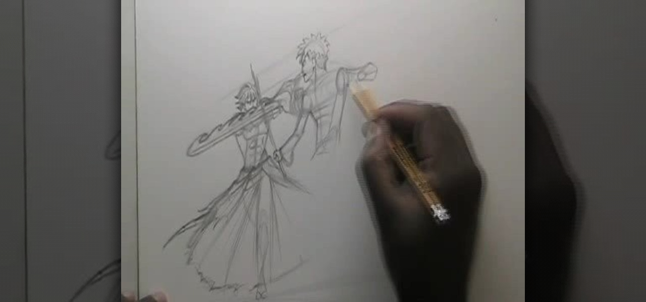 How to Draw anime fight scenes « Drawing & Illustration ...