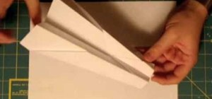 Make a really good paper airplane