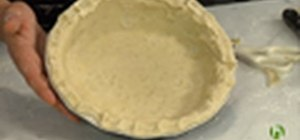 Make a flaky, delicious pie crust