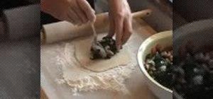 Bake a Mediterranean spinach pie