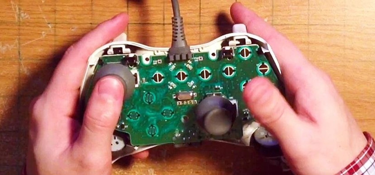 Mod Your Xbox 360 Controller to Fit Your Really Tiny Hands