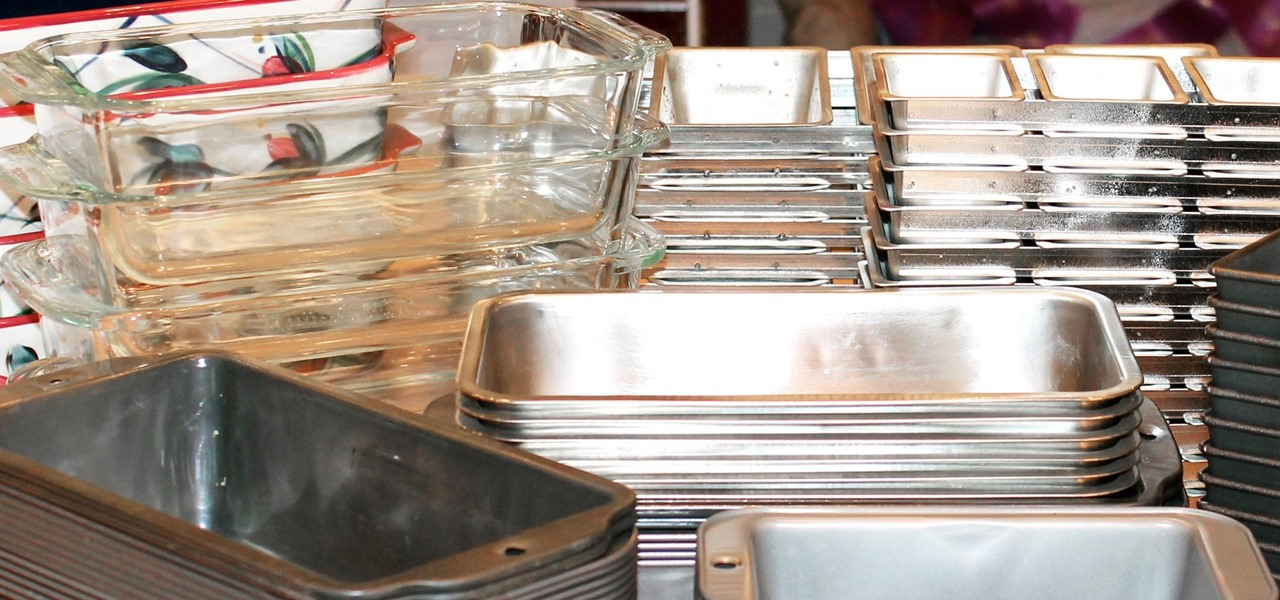 Using The Right Bakeware Is The Difference Between Baking Fail