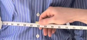 Truly measure your waist for women