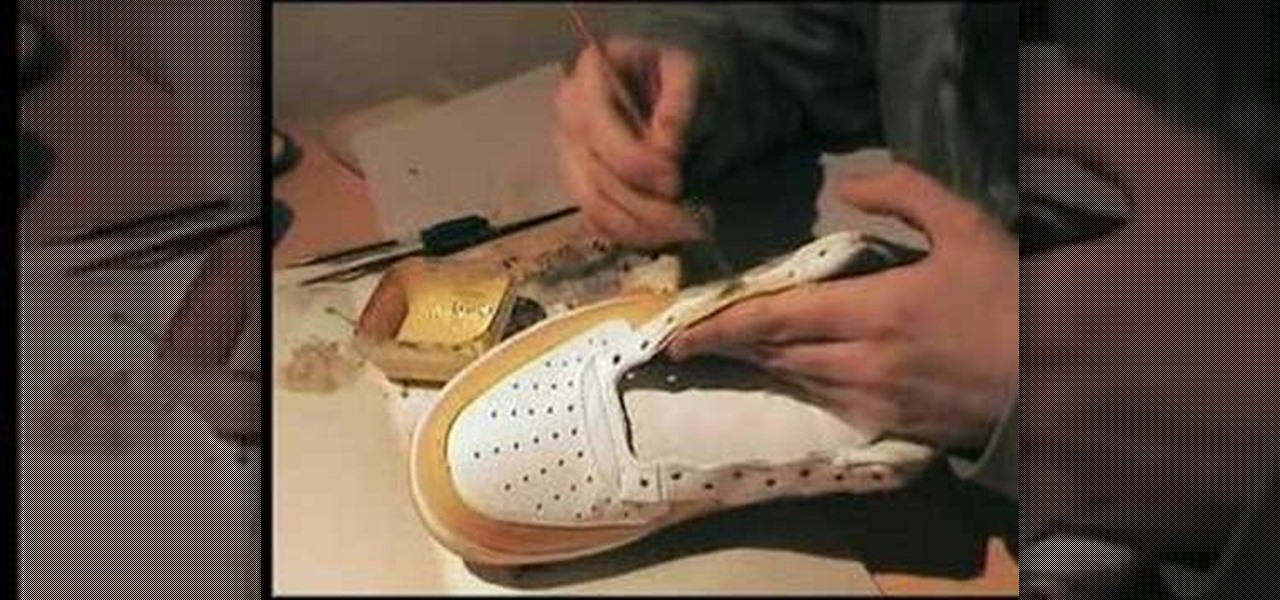How To Customize A Pair Of Nike Air Force One Sneakers « Fashion Design ::  WonderHowTo