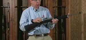 Disassemble your Ruger Mini-14 Target Rifle