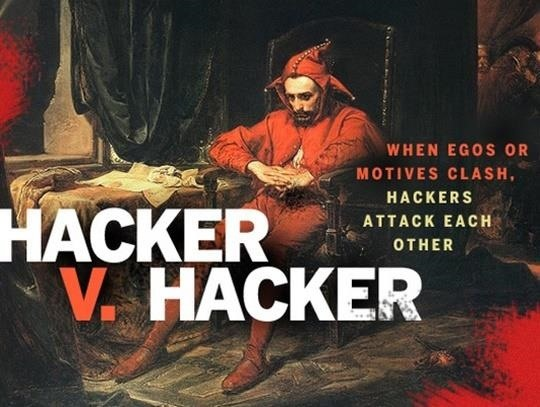 Can We Hack the Hackers?
