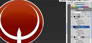 Create a quake live button in Photoshop