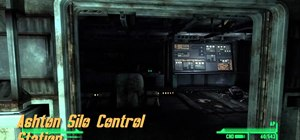 Earn the 'Ed-Ecated' achievement in Lonesome Road for Fallout: New Vegas