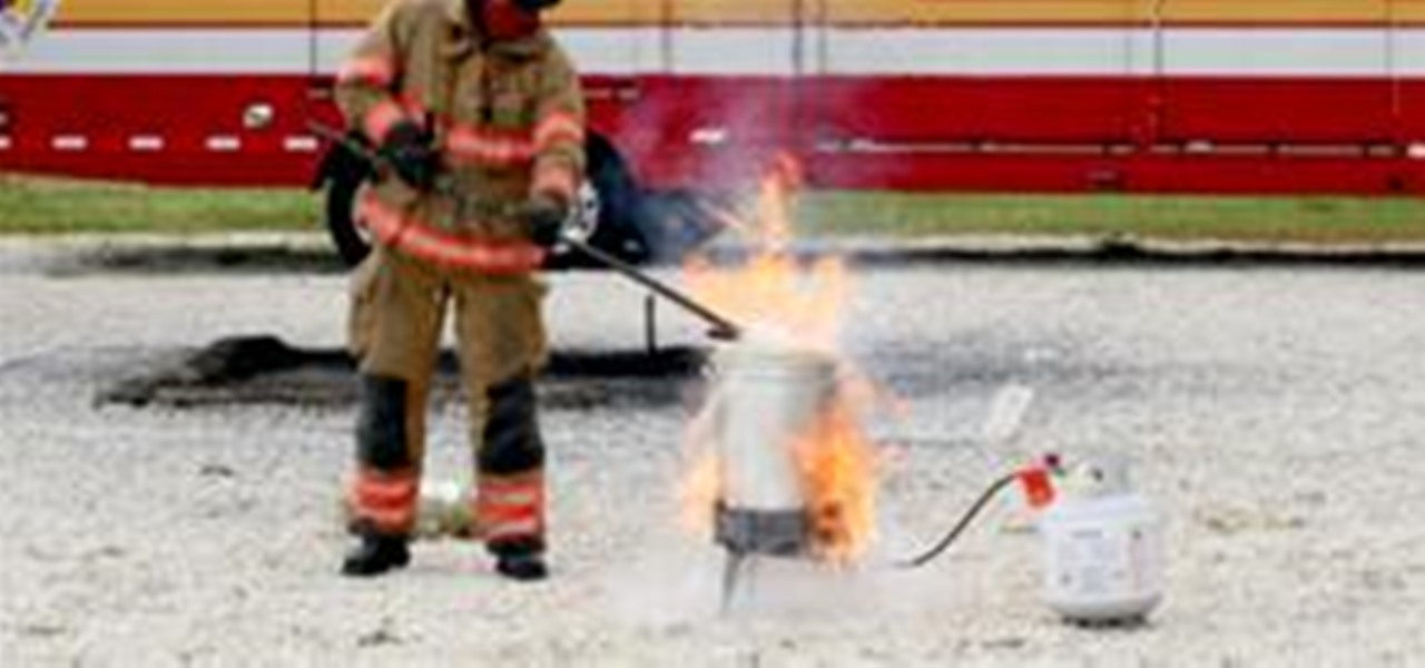 Avoid Turkey-Frying-Fire Disaster This Thanksgiving