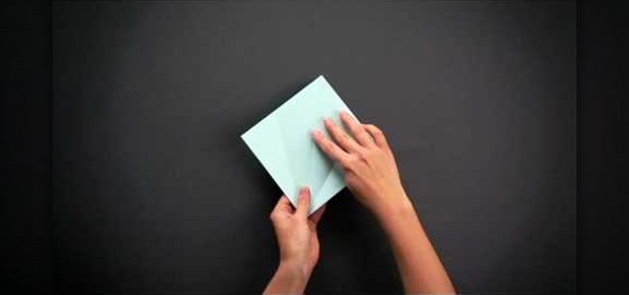 How To Fold An Intermediate Origami Owl Origami Wonderhowto