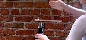 HI-YA! DIY Karate Chop Bottle Opener