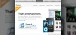 Set up and use an Apple iPod Touch portable MP3 player