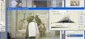 Restore and composite pictures with Photoshop