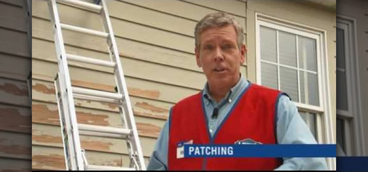 How to prep your wood home exterior for painting with lowe - How to prep a house for painting exterior ...