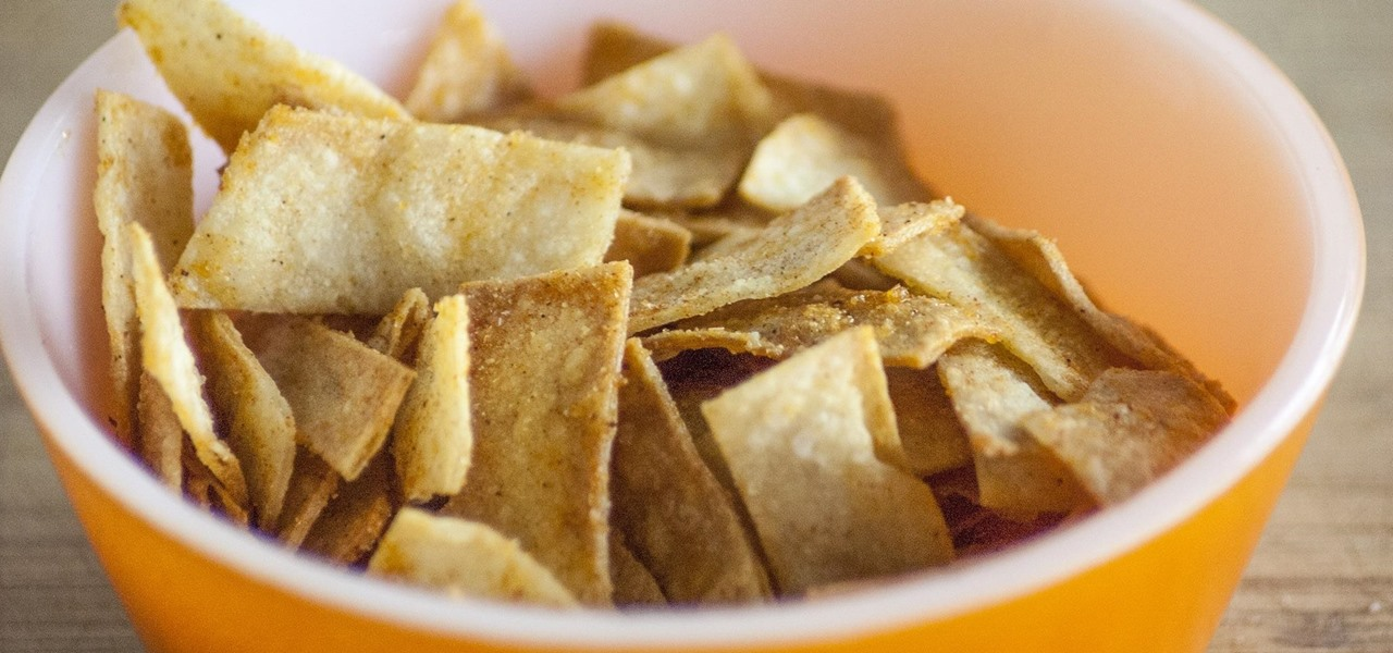 It's Actually Really Simple to Make Fritos, Doritos, & Tostitos at Home