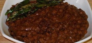 Make Punjabi chola