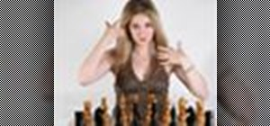 Solve a checkmate in two moves chess game problem