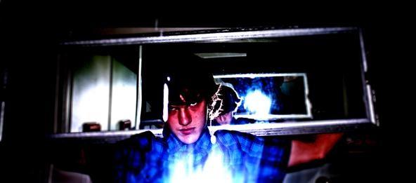 Horror Photography Challenge: Demonic Stare