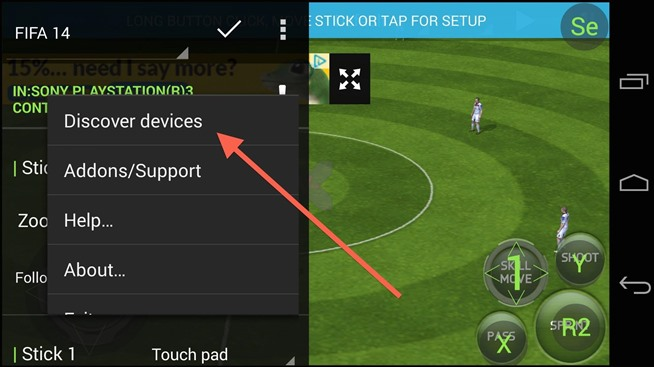 Play Any Android Game with a PS3 Controller (Or Other Gamepad)