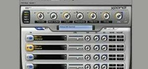 Use instrument tracks in Pro Tools LE