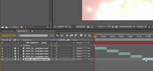 Create a looping video asset in Adobe After Effects CS4 or CS5