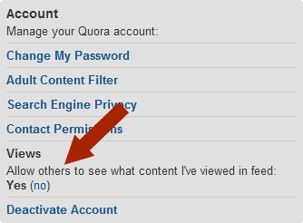 Privacy? What Privacy? Quora Now Publicly Shows the Posts You View: Here's How to Disable It
