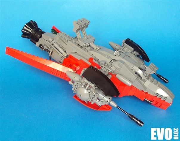 Blood Blade Starfighter