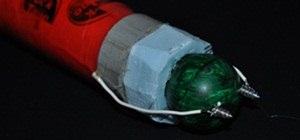 Make a Prank Stun-Baton