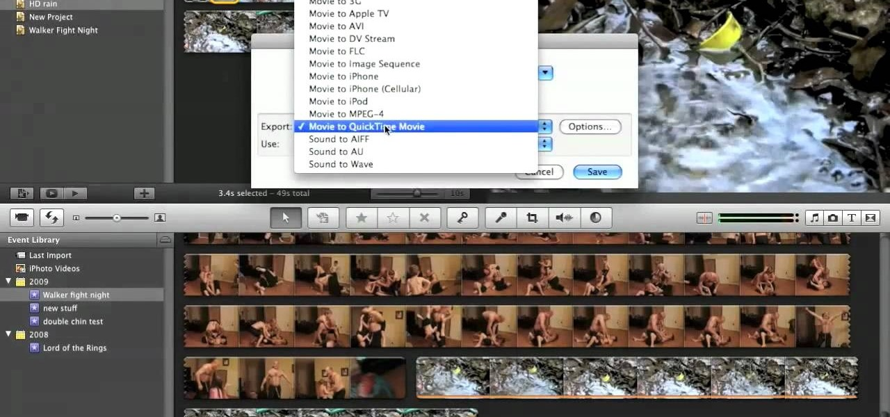 How to Get a decent high-definition YouTube export in iMovie