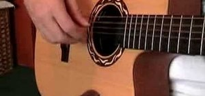 Learn guitar fingerpicking techniques