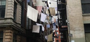 NYC Laundry Lines