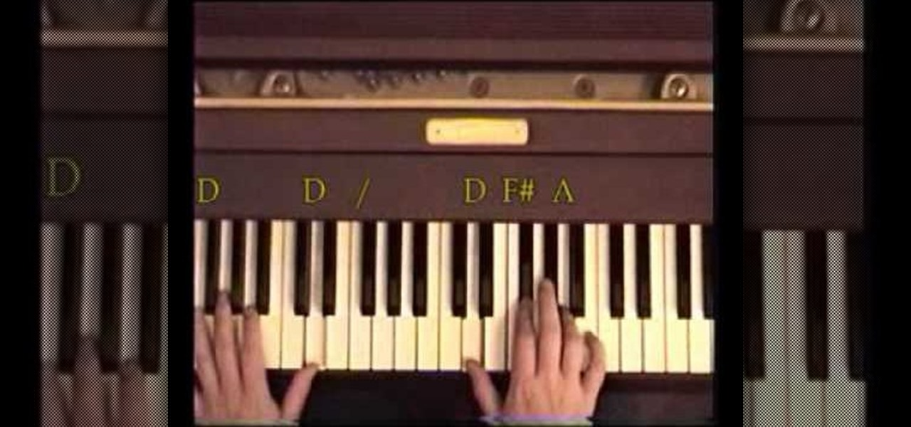 how to play imagine on piano