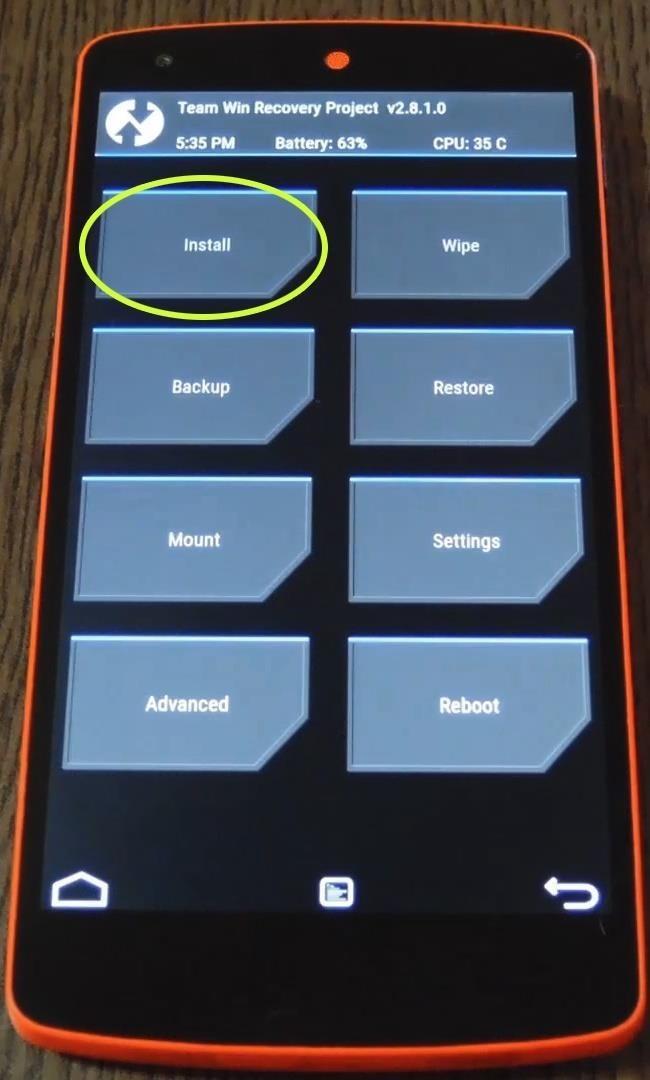 """Get Nexus 6 """"Ambient Display"""" Notifications on Your Nexus 5"""