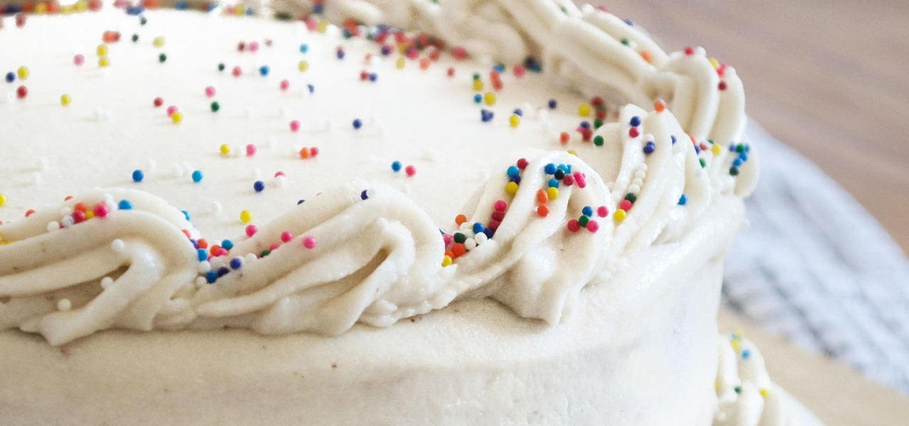 How To Skip The Fondant Make Picture Perfect Cakes With Paper Towels Instead