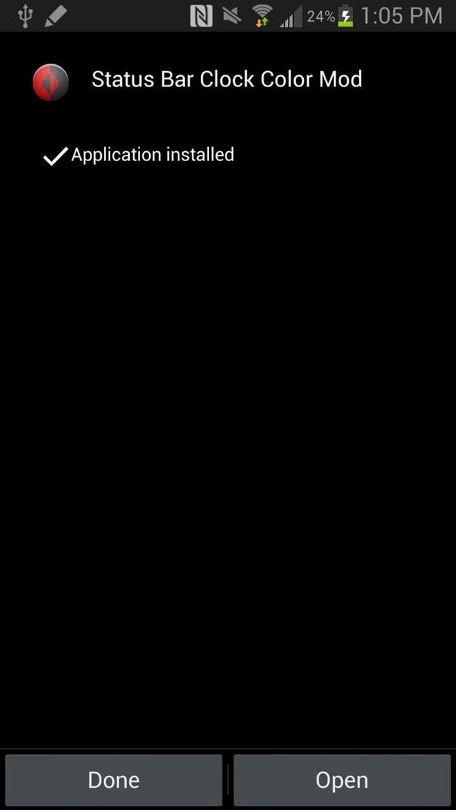 samsung ace 2 options binary