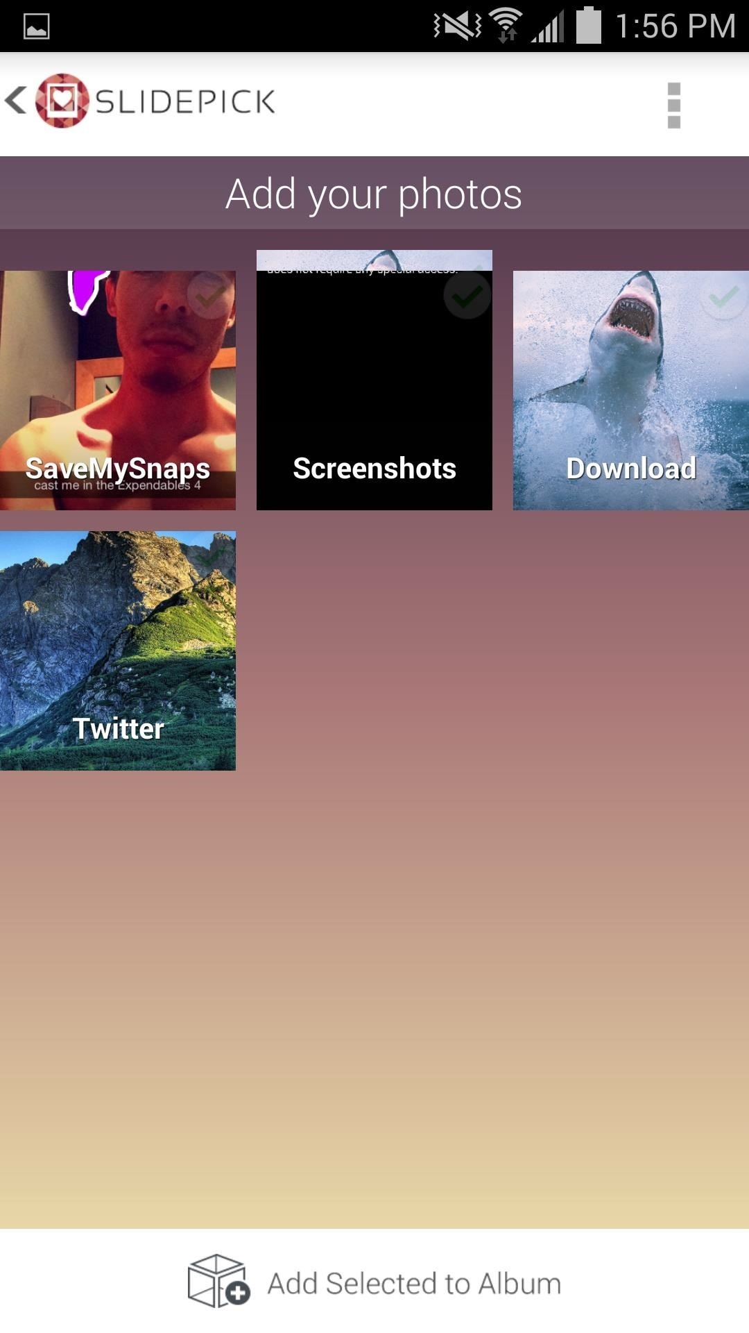 Swipe to Easily Organize the Heaps of Pictures on Your Android