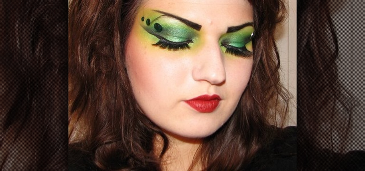 Sexy Witch Makeup Look For
