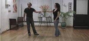Dance modern Bachata style