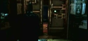 Find all the mystery maps in Batman: Arkham Asylum
