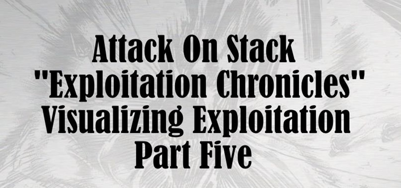 Attack on Stack [Part 5]; Smash the Stack Visualization: Remote Code Execution and Shellcode Concept.