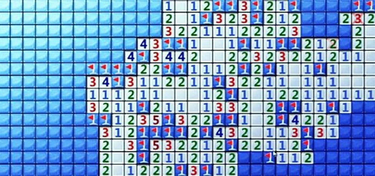Stop Blowing Yourself Up! Use This DIY Mine-Detecting Program to Beat Minesweeper