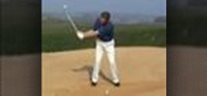 Simpify a fairway bunker shot